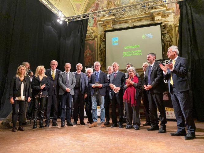 """Maurizio Polimeni è il """"Segnalibro d'oro"""" 2019"""